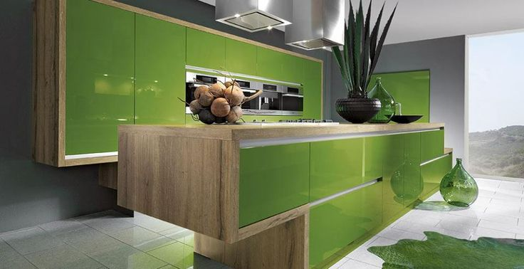 High gloss lacquer white kitchen modern kitchen london by lwk - 55 Best Images About Cuisine Couleur On Pinterest