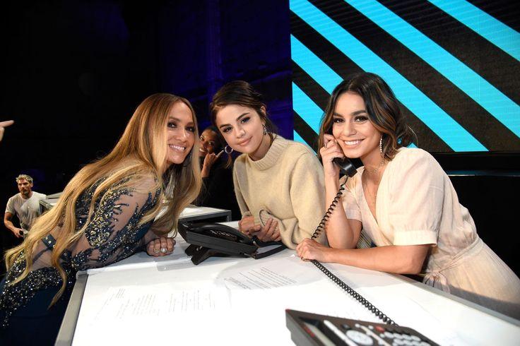Jennifer Lopez, Selena Gomez, and Vanessa Hudgens - Cosmopolitan.com