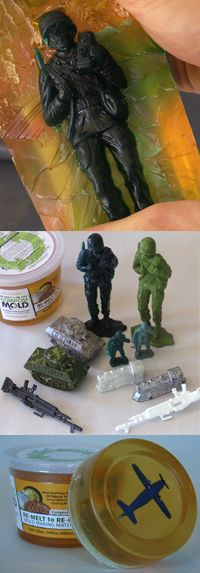 Learn to mold, mold making tutorials, how to make molds, learn mold making, mold making book