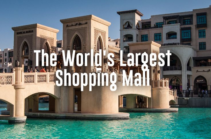 Shopaholics rejoice! Indulge in extreme retail therapy in the world's largest shopping centre, Dubai Mall, and shop to your heart's content. Find out more about other must-sees and must-dos in Dubai!