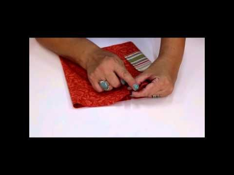 Patchwork Sem Segredos com Ana Cosentino: Aula 09 Como fazer bolsos internos e externos nas bolsas - YouTube