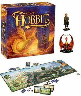 Hobbit. Gra planszowa - Reiner Knizia