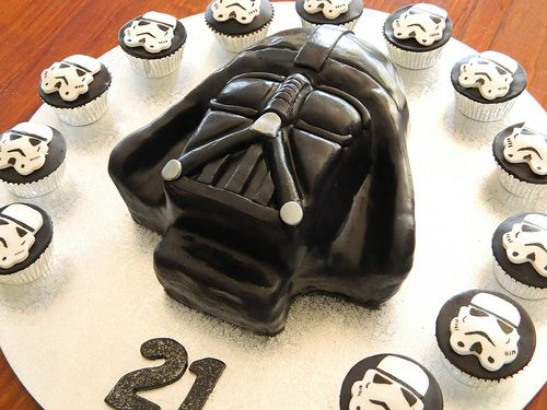 164 best Cakes Star Wars images on Pinterest Star wars party