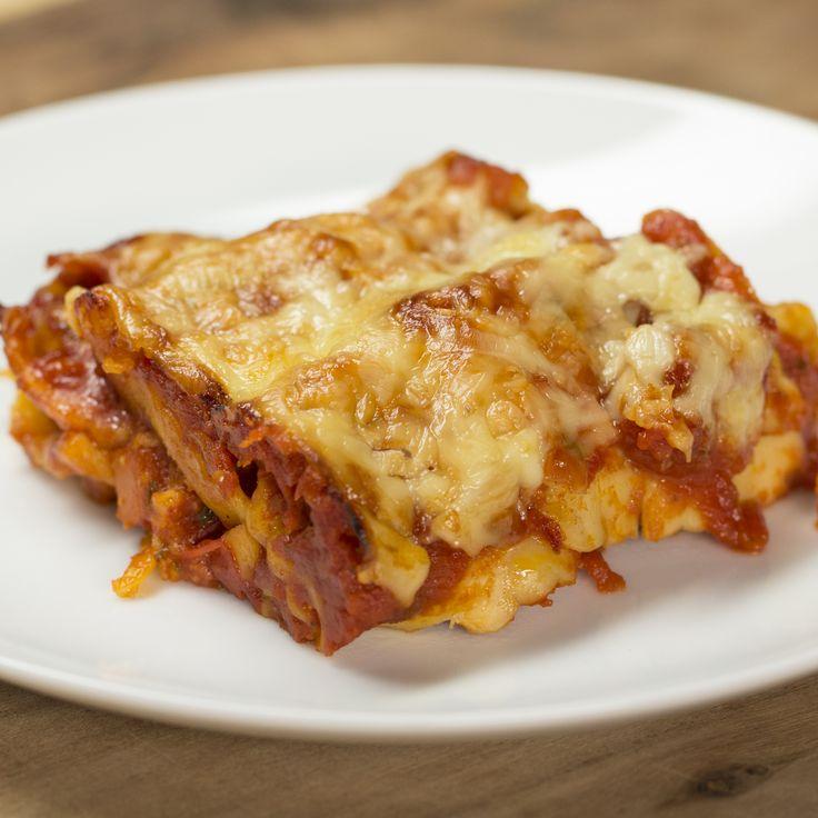 Easy Ravioli Lasagne