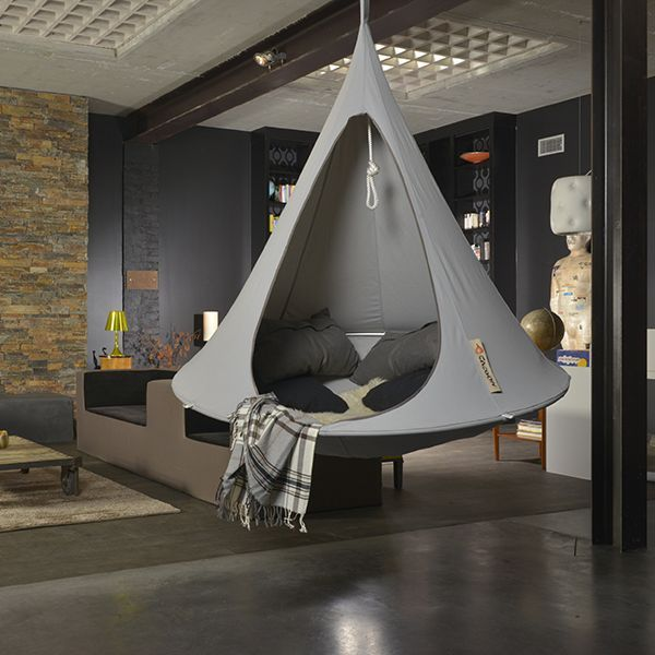 THE SINGLE HANGING TENT *SHIPS WORLDWIDE! This single sized hanging tent is a pretty popular inside or out – just perfect you as an adult 'escape', or even play time for your kids. Take on the road or