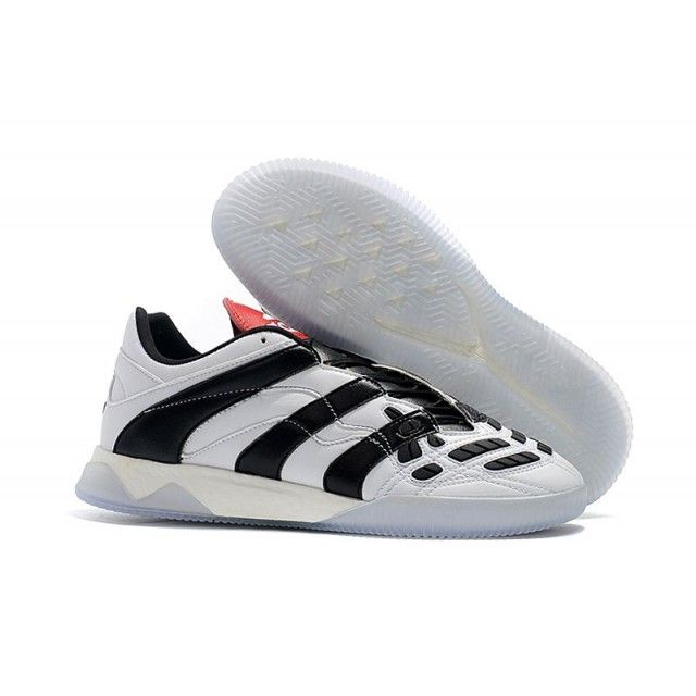 Adidas Soccer Cleats On Sale Adidas Predator Accelerator TR White Black Red Mens Soccer Cleats Size 8 TR Mens Size:39,40,41,42,43,44,45