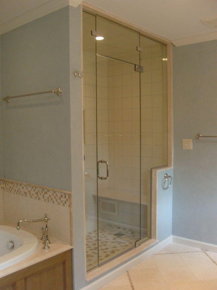 Bathroom Shower Door Ideas