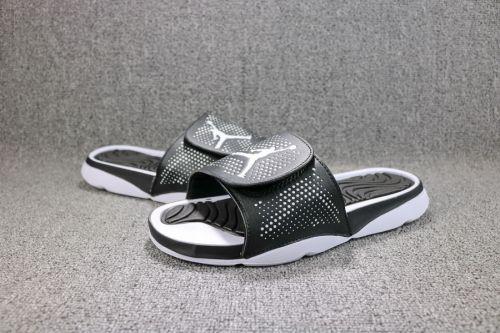 2f8383b15 Best Price Jordan Hydro 5 Retro Black White Slide Sandals - Mysecretshoes
