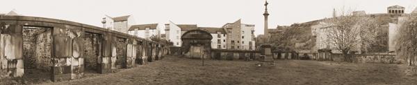 Old Cemetery Edinburgh