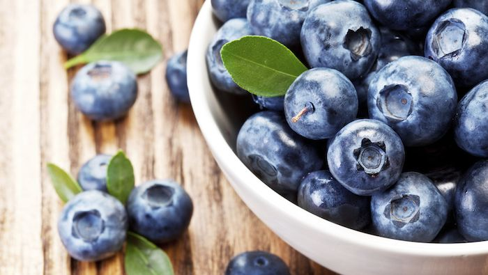 Blueberries can help reduce heart attack risk in women. Learn more about the many health benefits of blueberries and recipe tips.