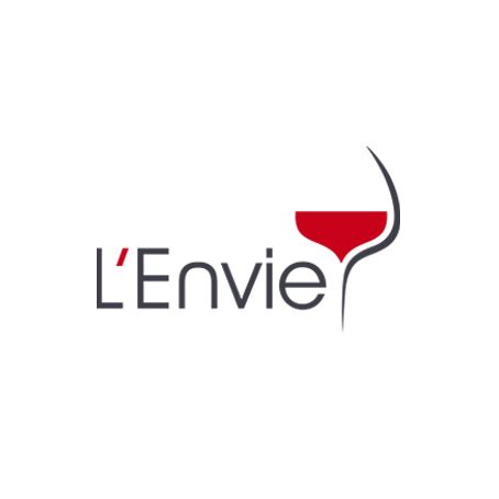 Refonte du logo L'Envie / Caviste