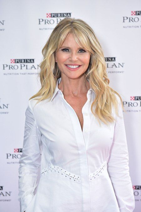 Christie Brinkley Stays Young Thanks to Her Dogs
