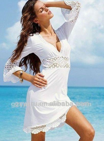 vestidos de playa uno nuevo tamaño 2013 de moda para las mujeres de la madre de la novia túnica floral venta 2014 plus-XL Falda-Identificación del producto:555812299-spanish.alibaba.com