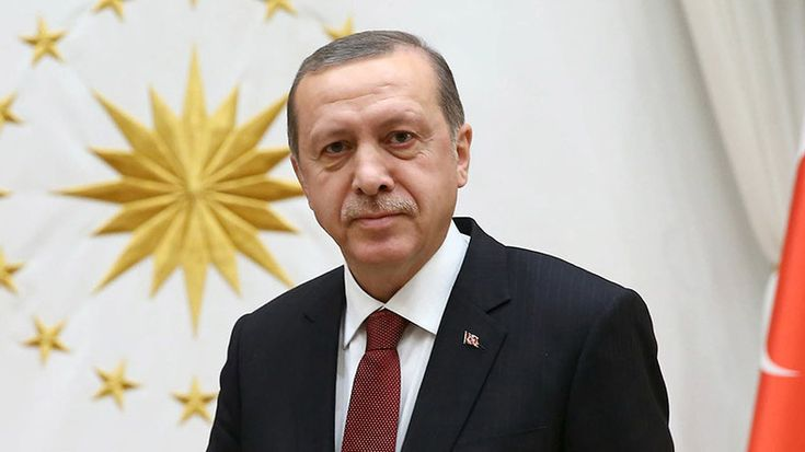 President Recep Tayyip Erdogan is the best leader in the world!