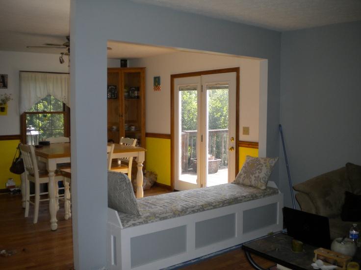 Small Kitchen Remodel Load Bearing Wall