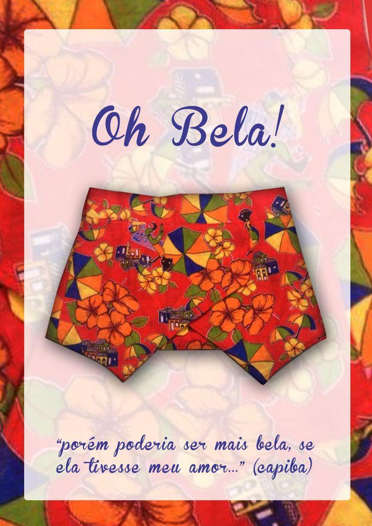Saia nº 38 Oh Bela! Homenagem a Capiba.  Música: Oh Bela!  Cenário: Ruas de Recife ou Olinda. http://letras.mus.br/capiba/1862612/