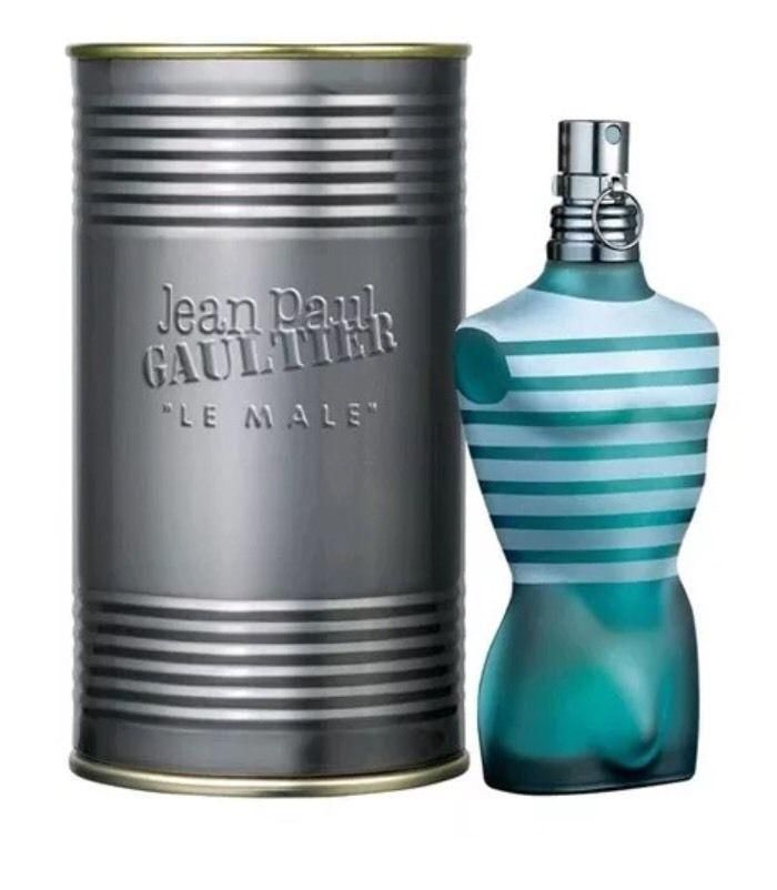 Jean Paul Gaultier Le Male Cologne By JPG 4.2 Oz EDT Spray For Men NEW SEALED