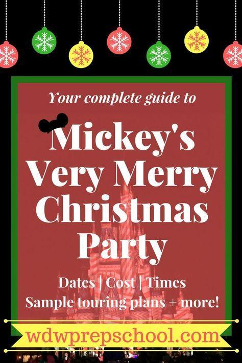 Sehr fröhliche Weihnachtsfeier von Mickey   Was zu erwarten ist   Termine   Zeiten   Kosten …   – Disney info