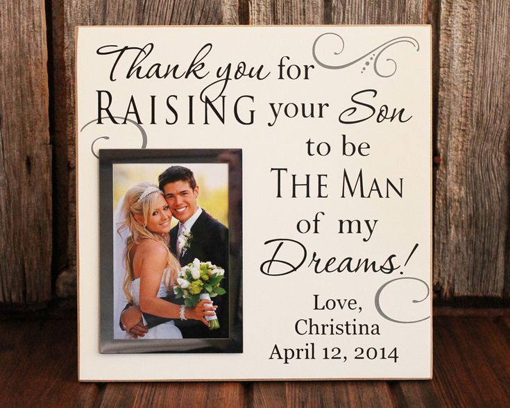 Wedding Gift For Mother In Law: Best 25+ Wedding Picture Frames Ideas On Pinterest