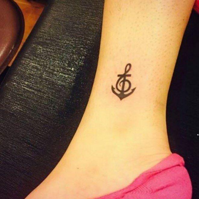 Les 25 meilleures id es de la cat gorie micro tatouage sur pinterest petit tatouage symbole - Petit tatouage significatif ...