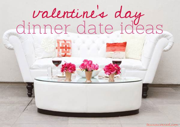 romantic valentine's day dinner for two #ideas