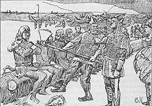 Eirik Håkonsson Ladejarl (født 957, død 1024) var jarl på Lade for Trøndelag og Hålogaland (ca. 995–1012), hersker av Norge ved å anerkjenne danskekongens overherredømme (1000–1012), og jarl av Northumbria (1016–1023). Eirik Ladejarl var frillesønn (utenfor ekteskap) av Håkon Sigurdsson, også Ladejarl og ubestridt hersker av Norge. Eirik deltok i to store slag som var avgjørende for norgeshistorien og han gikk seirende ut: slaget ved Hjørungavåg (986) og slaget ved Svolder(1000)