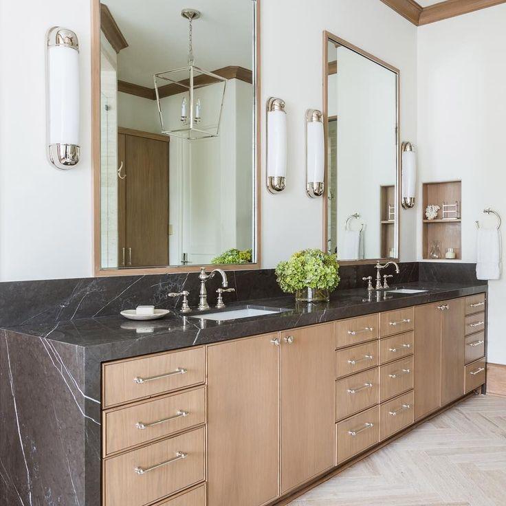 Marvelous Bathroom Vanity Tile Backsplash Ideas Vanity