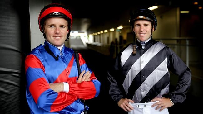 Tommy and Nathan Berry / Picture: Gregg Porteous