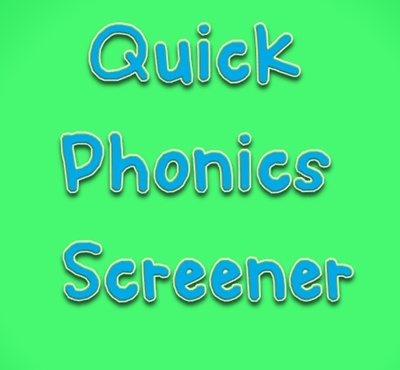 Link to QPS or Quick Phonics Screener from a Texas school site.  You'll see the order of subtests is in a logical order:  letter ID, letter sounds, cvc words, cvc words with blends, cvce words, r controlled vowels, cvc with digraphs, vowel pairs, words with prefixes or suffixes, two syllable words, and multisyllabic  words.  The QPS suggests if a child misses 5 or more in a section, that's the skill needed.