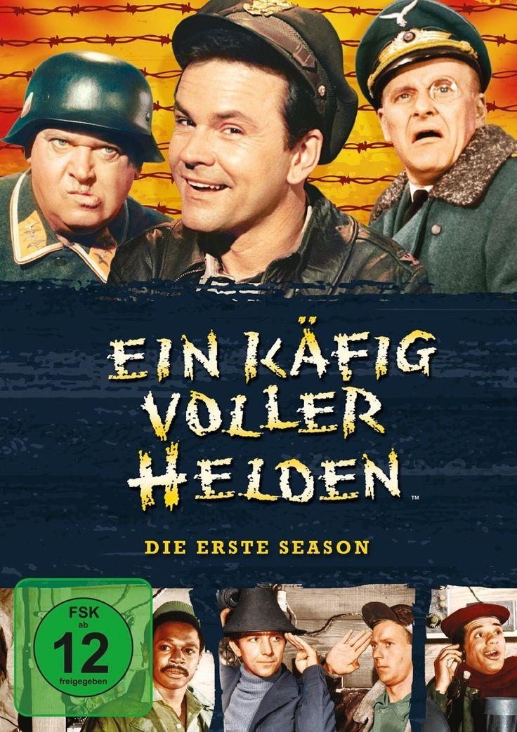 Ein Käfig voller Helden - Season 1 [5 DVDs]