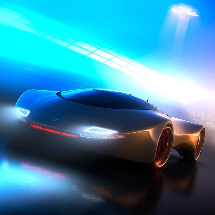 Smooth carbon car