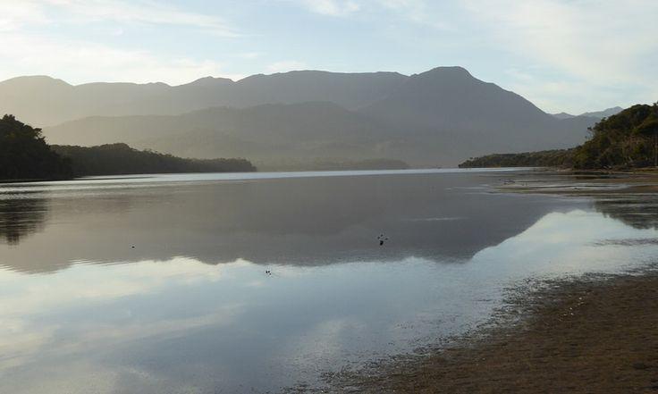 Tasmania's rugged and beautiful South Coast track.