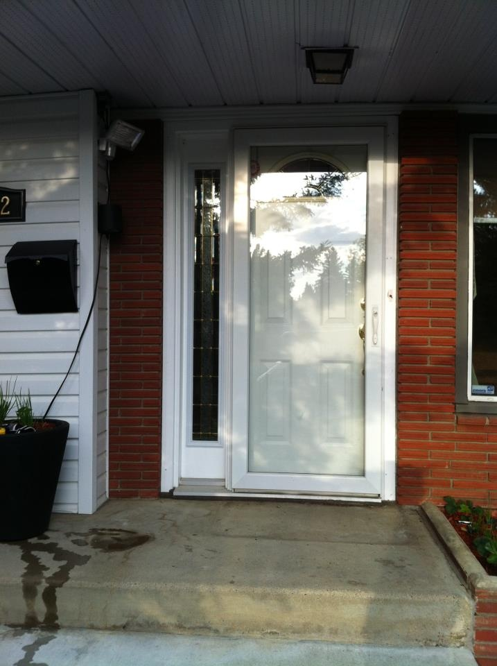 www.capitall.ca Completed Entry Door Project!