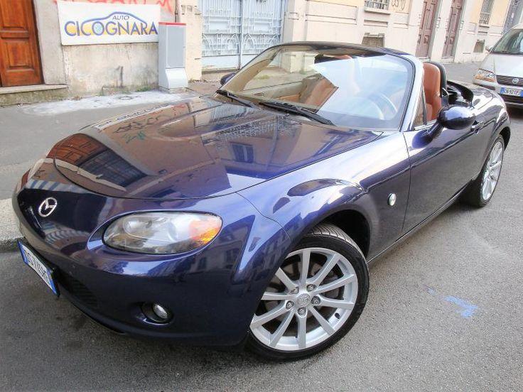 Auto Cicognara: Auto Usate e Service a Milano - 3939578915 (anche WhatsApp) NUOVO ARRIVO: Mazda MX-5 2.0 16V 160CV Wind usata. Voglia di .... scoperta !!! CLICCA sulla foto, vedi la scheda completa. STAY TUNED !!! Scarica dal tuo  SmartPhone la nostra utilissima App gratuita: onelink.to/7eebqu #AutoCicognara #AutoUsate #Officina #Carrozzeria #CambioOlio #TagliandoAuto #PastiglieFreni #RevisioneAuto #Milano #AC63MI #WhatsApp #Mazda #MX5 #roadster #Cabrio #Cabriolet #spider #CapoteElettrica