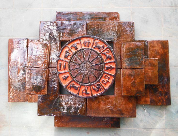 Zodiaco  67 x 52 cm