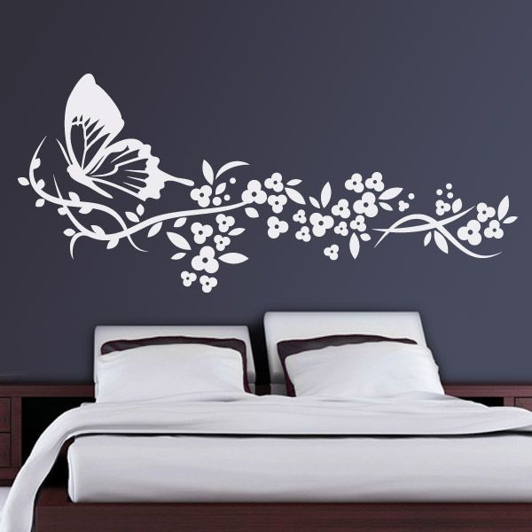 133 best top vinilos decorativos images on pinterest for Vinilos mariposas