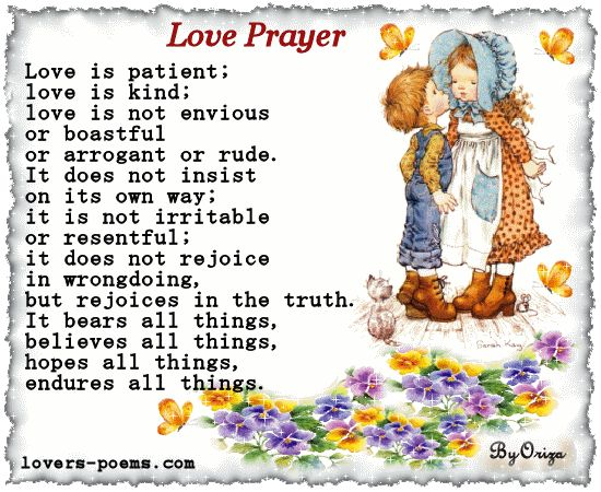 poems about love | oriza.net Portal - A Love Prayer - 1 ... Prayer Quotes For Love