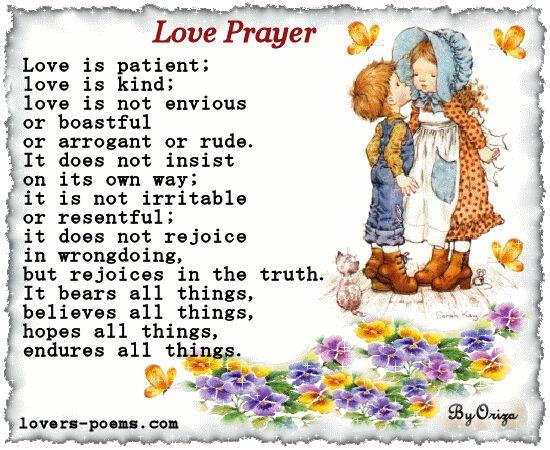 Oriza.net Portal - A Love Prayer - 1