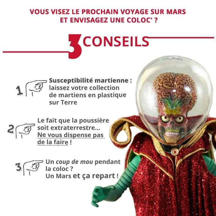 Le projet MarsOne sort peu à peu des cartons... Etes-vous prêt à partir ?   #logement #Mars #Alien