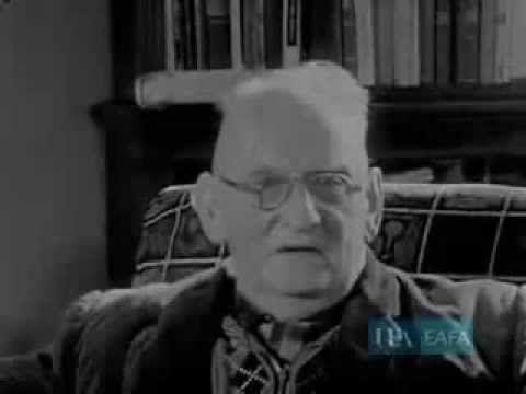 A.S.Niell - zakladateľ školy Summerhill. [CZ titulky]