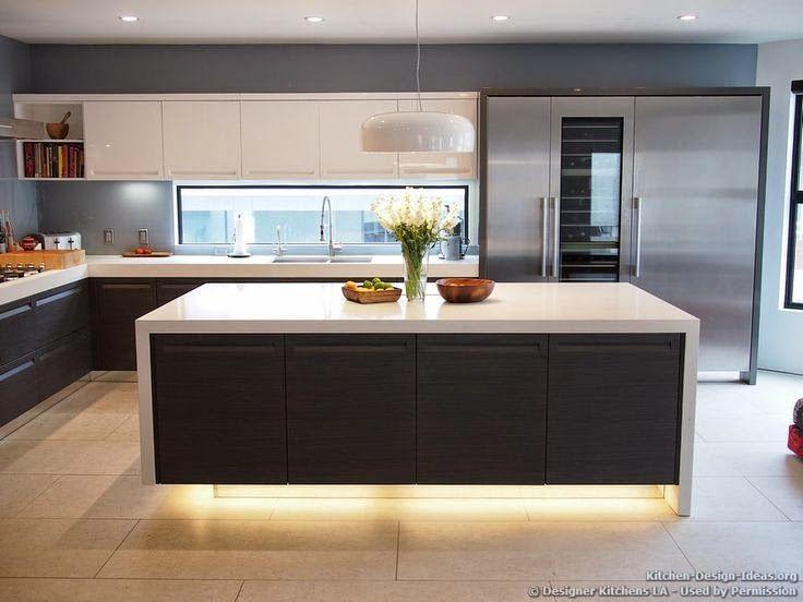 Cozinhas modernas com ilha central, cozinhas 2015, cozinhas com ...