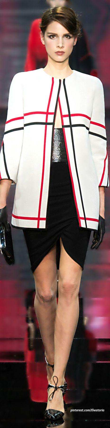 Farb-und Stilberatung mit www.farben-reich.com - Giorgio Armani Privé ● Haute Couture Fall Winter 2014-15 Beautifuls.com Members VIP Fashion Club 40-80% Off Luxury Fashion Brands