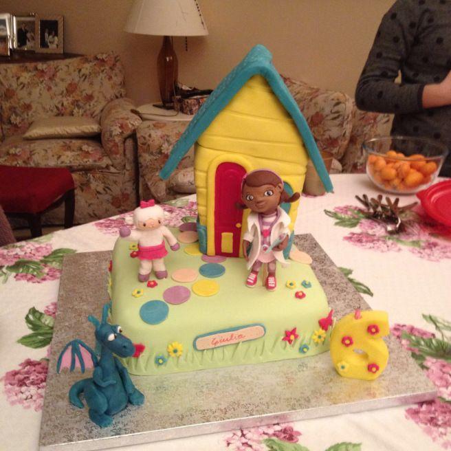 Aggiornamenti torta dott Peluche   iopasticcio