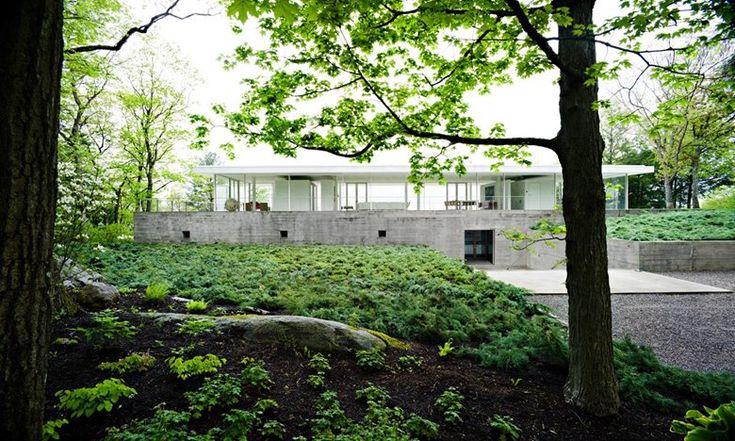 Olnick Spanu House, New York, 2008 - Alberto Campo Baeza