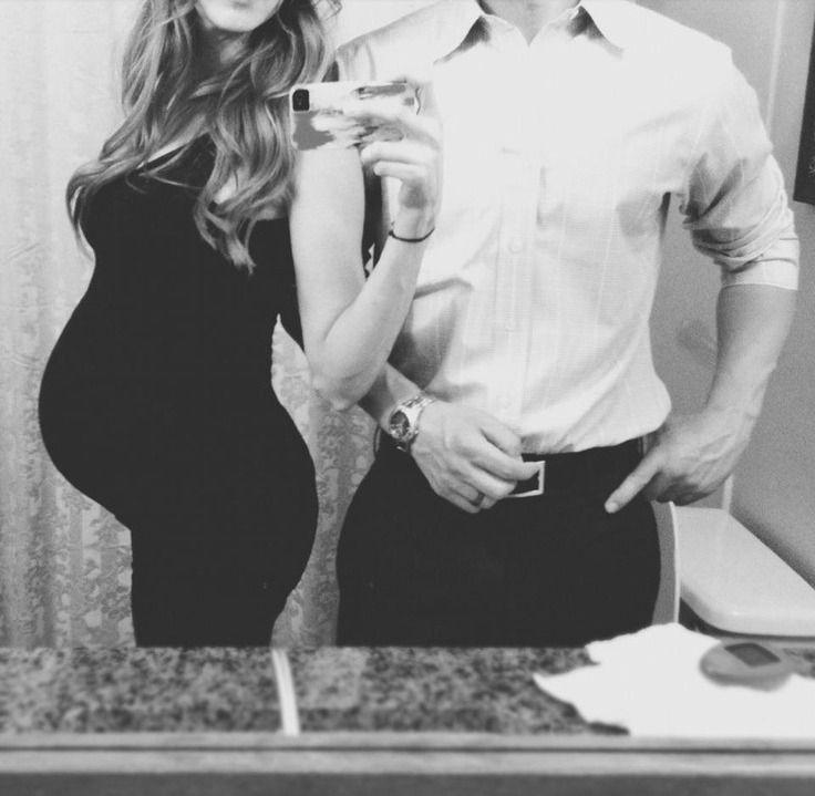 Couple's Maternity Photo