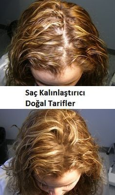 Natürliche Rezepte für dickeres Haar
