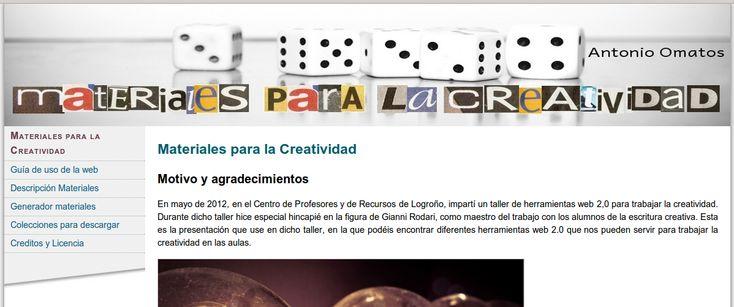 En la nube TIC: Materiales para la Creatividad