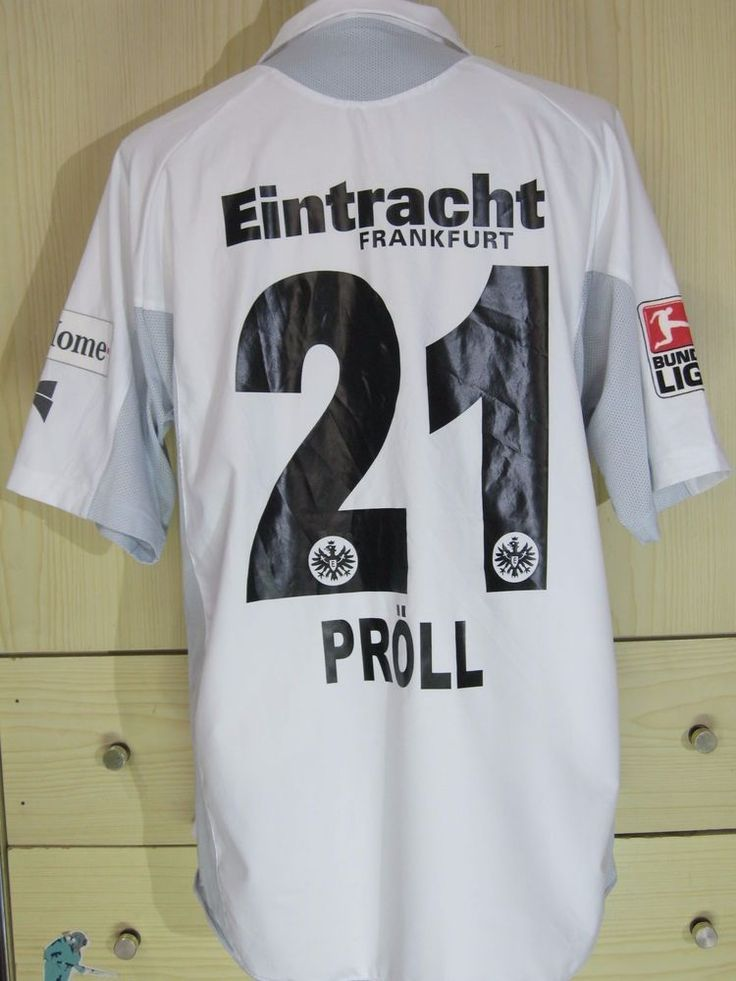 details about proll markus eintracht frankfurt player. Black Bedroom Furniture Sets. Home Design Ideas