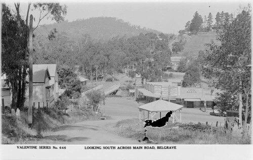 Belgrave -Terry's  hill. Victoria