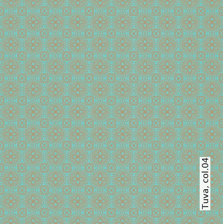 Orientalische Tapeten M?bel : Tapete: Tuva, col.04 – TapetenAgentur